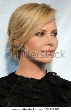 Charlize theron clipart.
