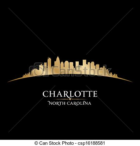 Charlotte city Vector Clipart EPS Images. 59 Charlotte city clip.