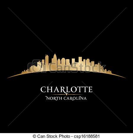 Charlotte city Vector Clipart EPS Images. 59 Charlotte city clip.