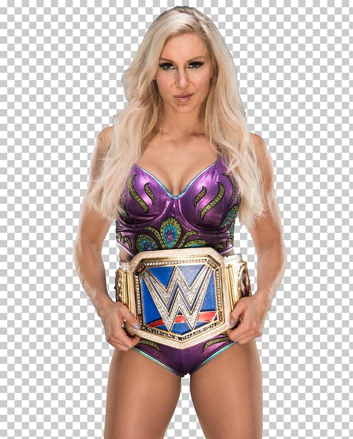 Charlotte Flair WWE SmackDown Women\'s Championship WWE Divas.