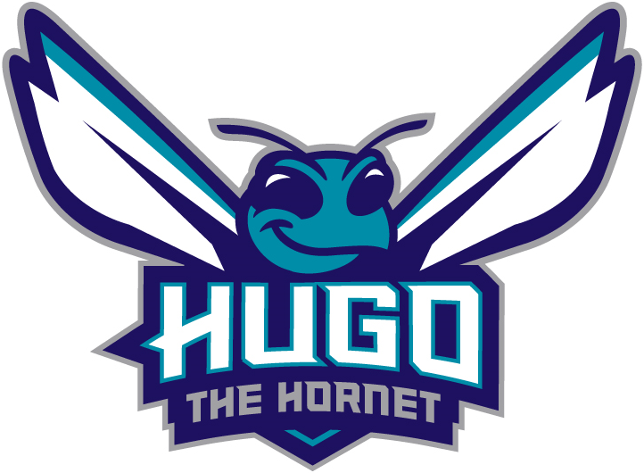 Brand New: New Name, Logo, and Identity for the Charlotte Hornets.