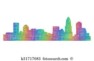 Charlotte nc Clipart Illustrations. 7 charlotte nc clip art vector.