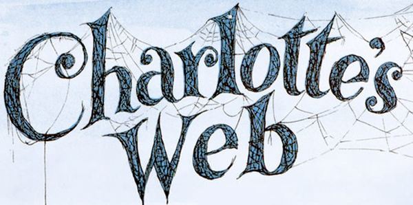 Free Charlottes Web Clipart.