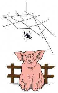 Adapted Charlotte's Web unit for special education. Includes.