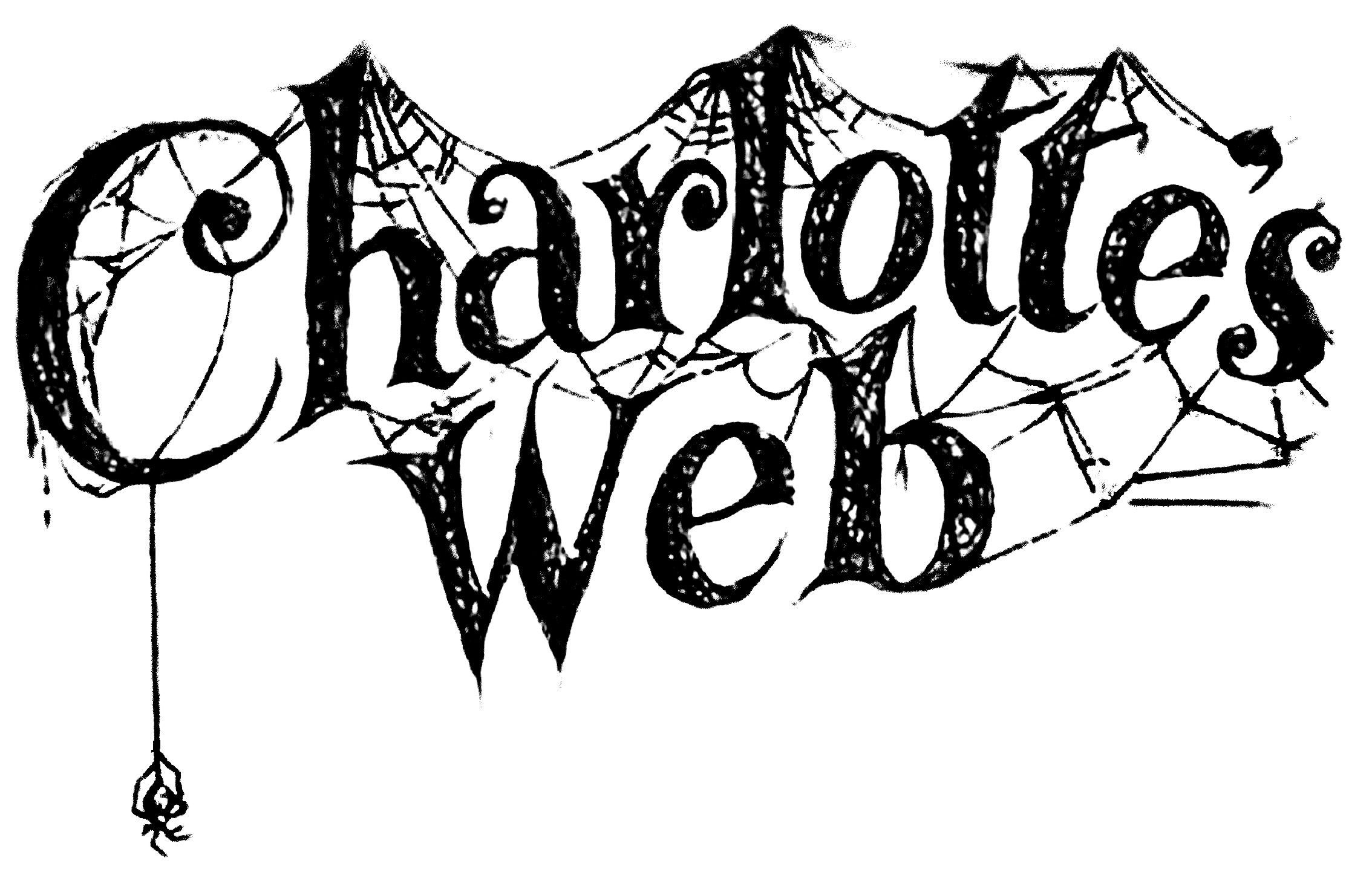 Charlottes web clipart 5 » Clipart Station.