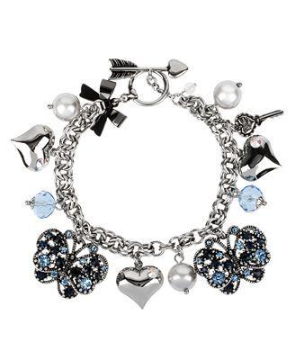 Charm Bracelet clipArt.