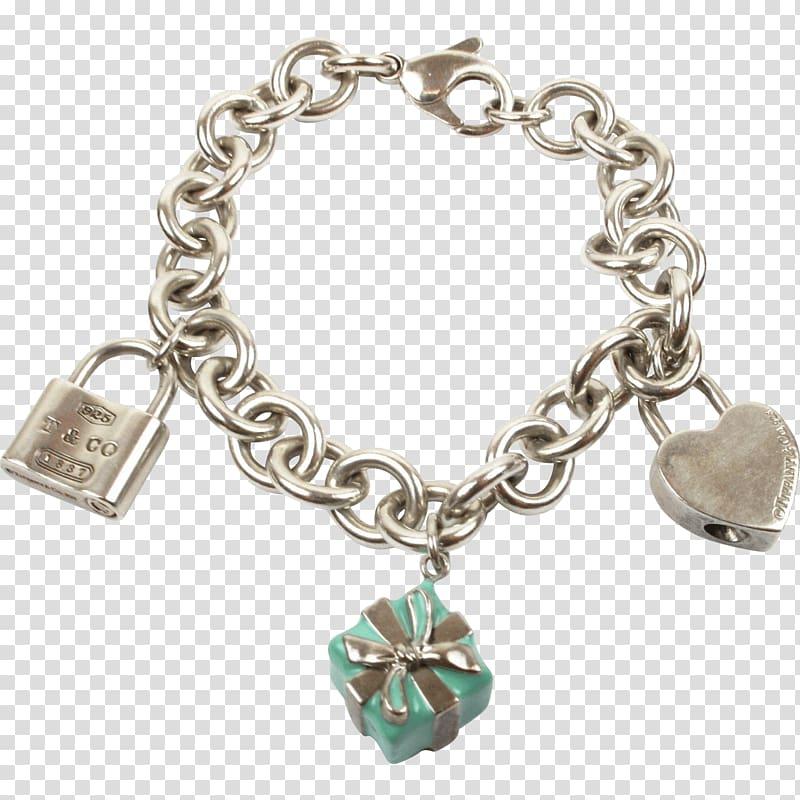 Charm bracelet Tiffany & Co. Jewellery Necklace, bracelet.