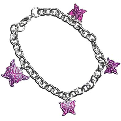 Amazon.com: WWE Divas Logo Charm Bracelet: Jewelry.