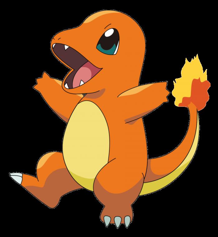 Pokemon Charmander Png Vector, Clipart, PSD.