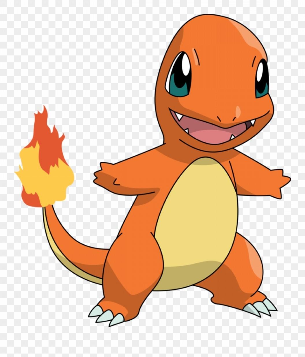 Ixxoihthug Clipart Charmander Pokemon Charmander Vector Png Download.