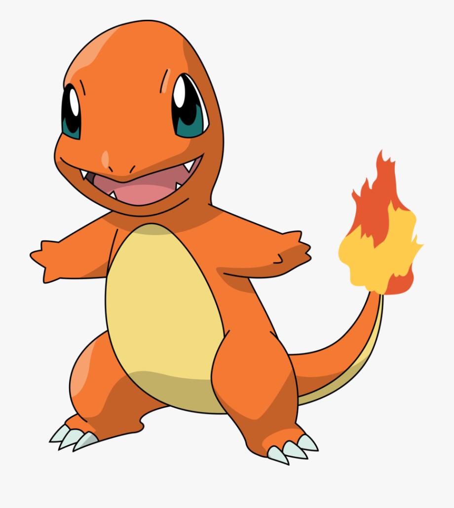 Pokemon Gen 1 Starters Charmander , Transparent Cartoon, Free.