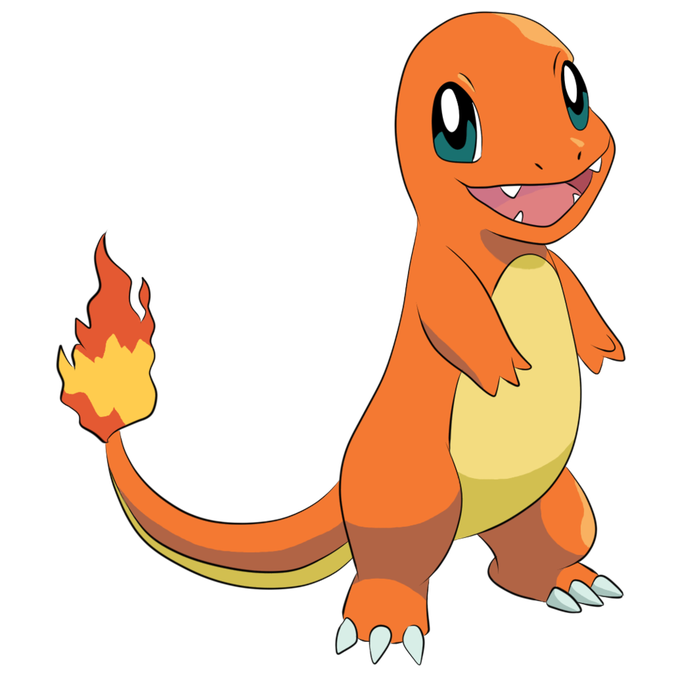 Charmander Png (108+ images in Collection) Page 1.