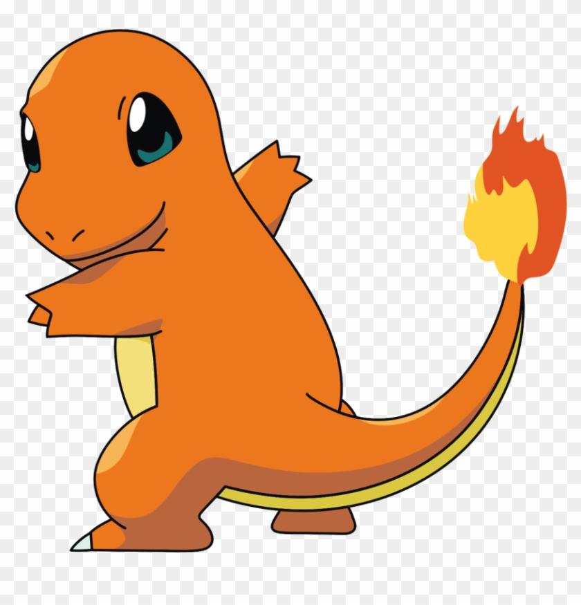 Pokemon Charmander, HD Png Download.