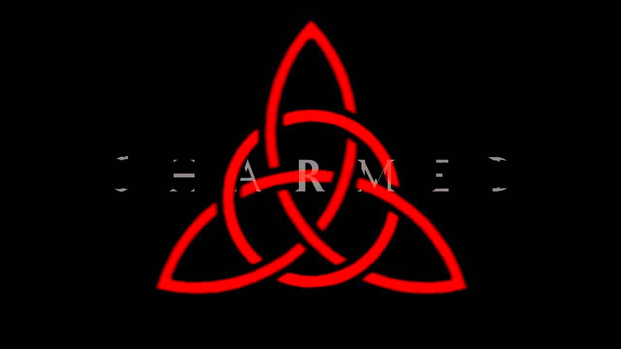 New Charmed Logo! Triquetra.