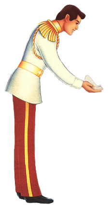 Prince Charming Clipart.