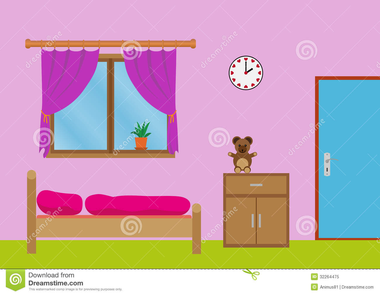 Bedroom : Charming Home : Boys Bedroom With Desk : Classroom.