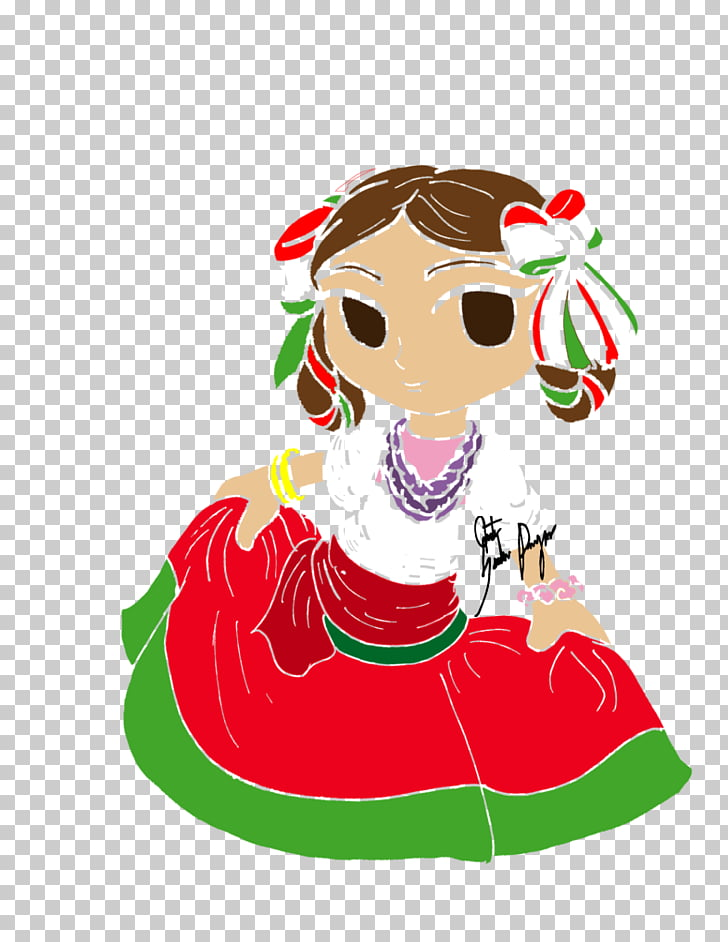 Mexico China poblana Drawing Charro Child, child PNG clipart.