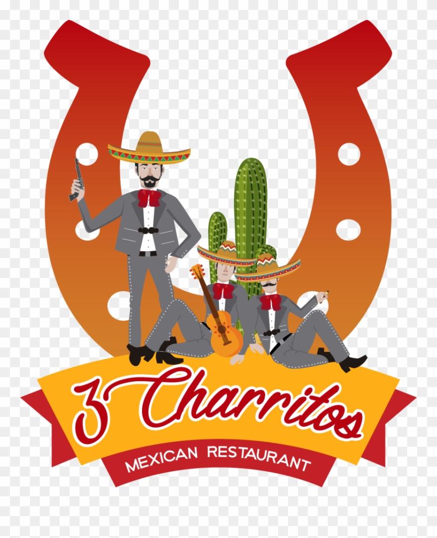 3 Charritos Mexican Restaurant, Inc Clipart (#2290555.