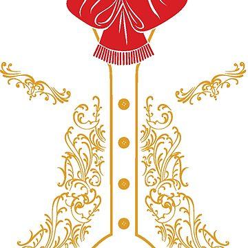 Mariachi Charro Costume T.