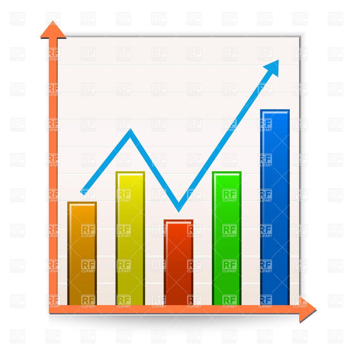 Data Chart Clipart.
