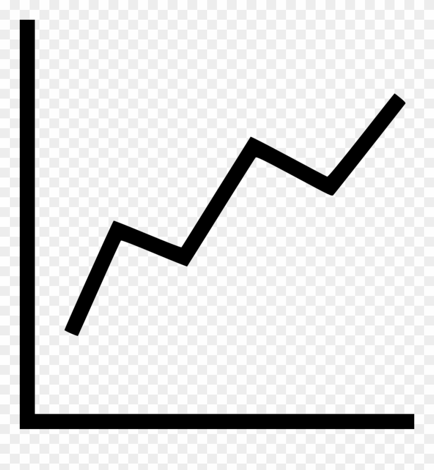 Line Chart Icon Png Clipart (#1924779).