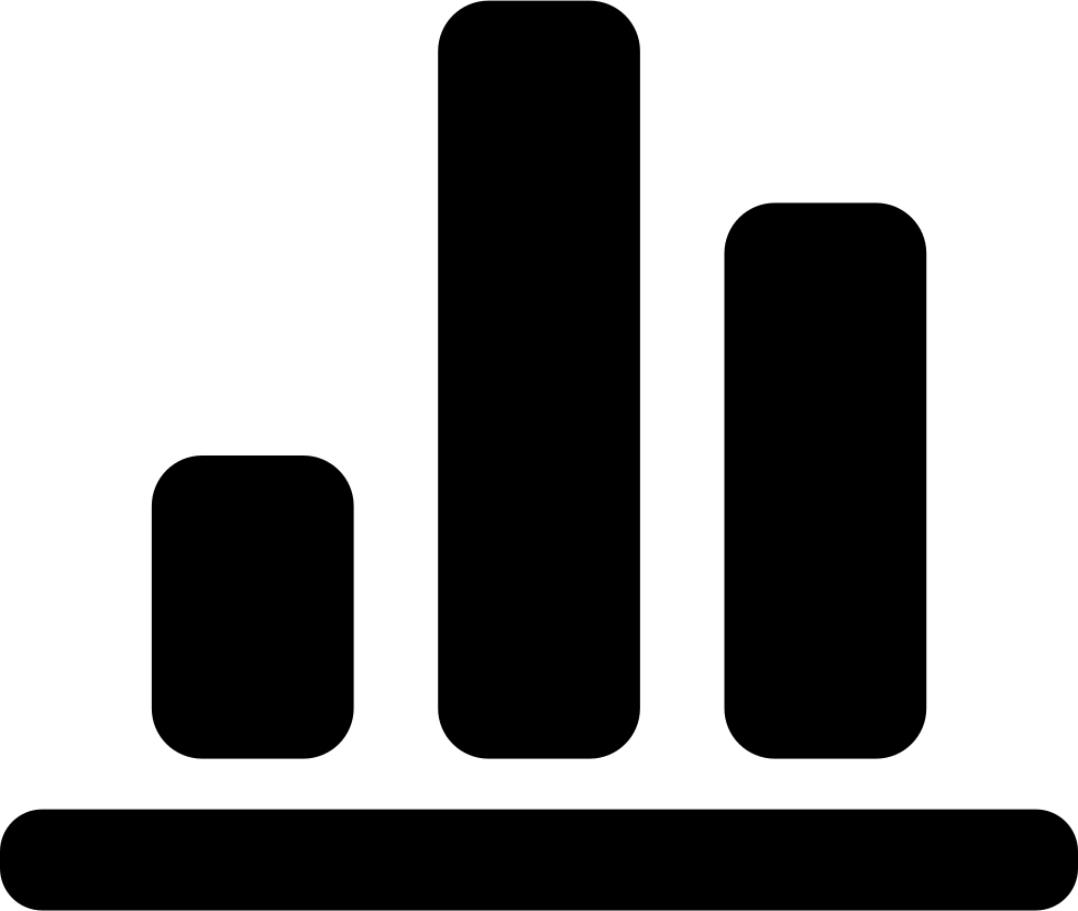 Bar Chart Svg Png Icon Free Download (#100915).