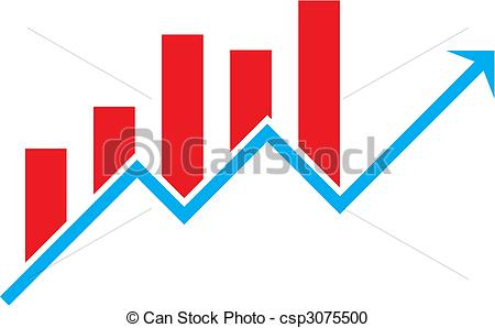 Vector Clipart of Chart csp3075500.