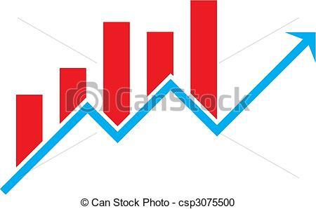 Vector Clipart of Chart csp3075500.