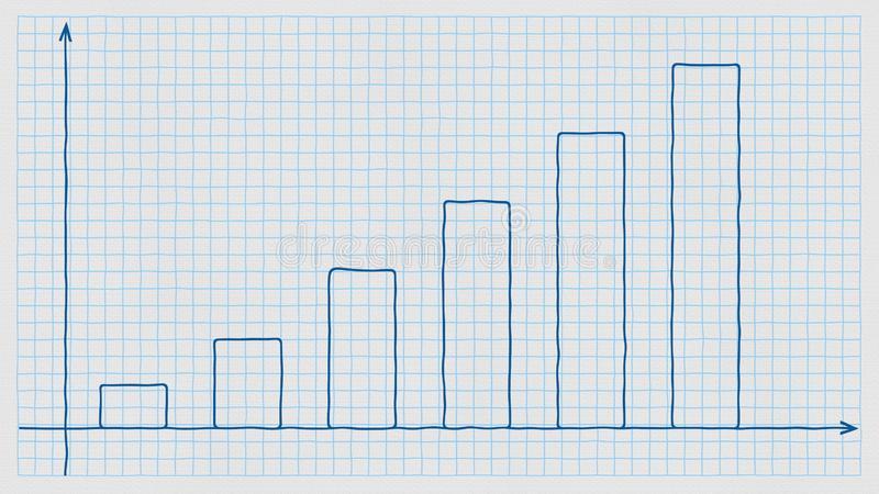 Chart Paper Stock Illustrations.