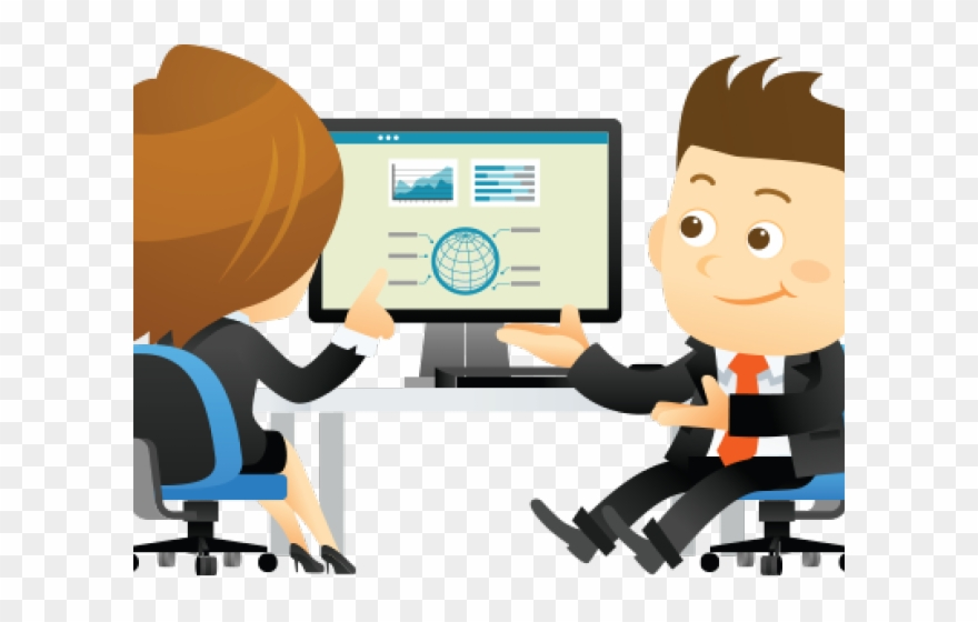 Analyst Clipart Chartered Accountant.