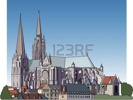 78 Chartres Stock Vector Illustration And Royalty Free Chartres.