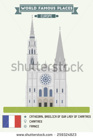 Chartres clipart #7
