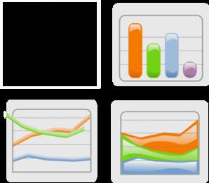 Charts Clipart.