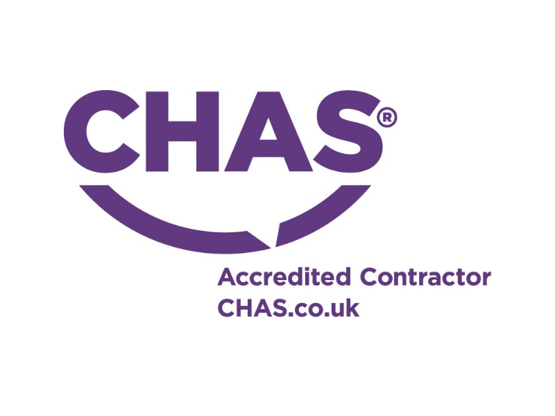 Respected CHAS accreditation gained by Ecl.