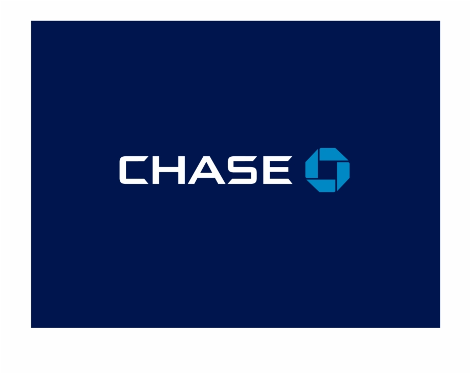 Logo, Chase Bank, Bank, Blue, Text Png Image With Transparent.