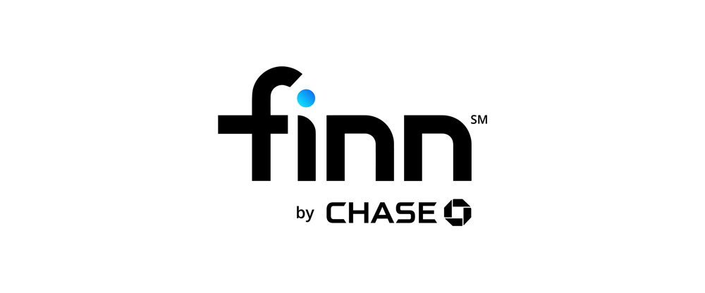 Brand New: New Logo for Finn by Chase.