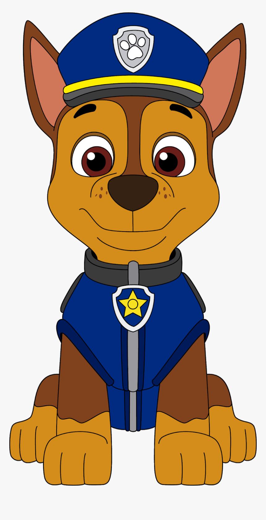Chase 3 Patrulha Canina Vetor Grátis Paw Patrol.
