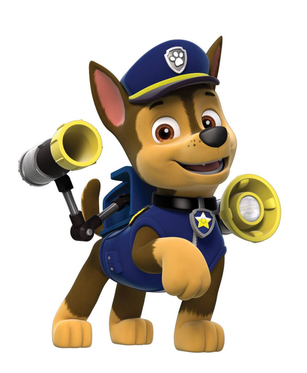 PAW PATROL CHASE Poster 3 Size Options Includes a Free.