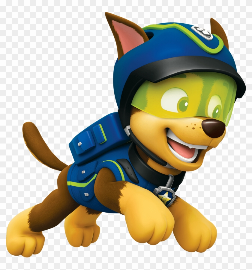 Paw Patrol Chase Png, Transparent Png (#326937), Free Download on Pngix.