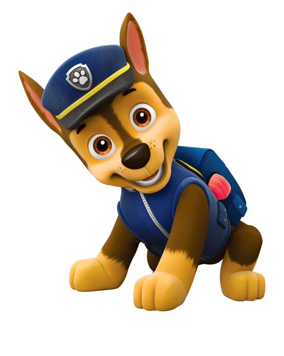 Chase Paw Patrol Clipart Png.