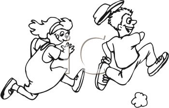 Chase Clipart.