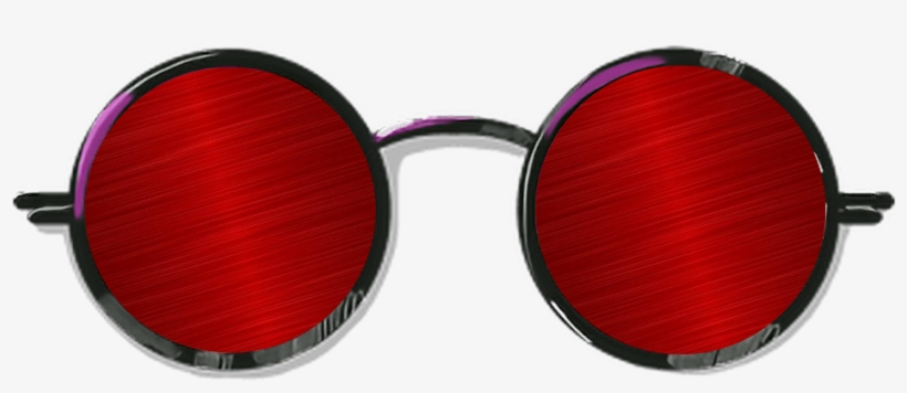 Red Sunglasses Glass Chasma Style.