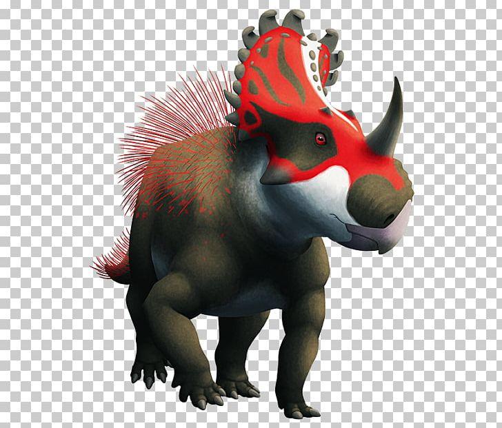 Leptoceratops Dinosaur Chasmosaurus Triceratops Horn PNG.