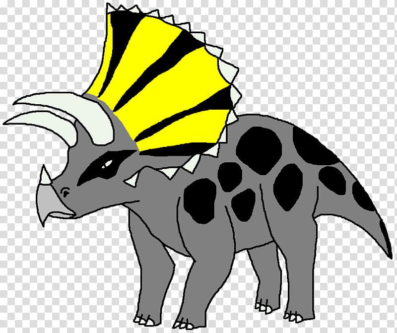 Centrosaurus transparent background PNG cliparts free.