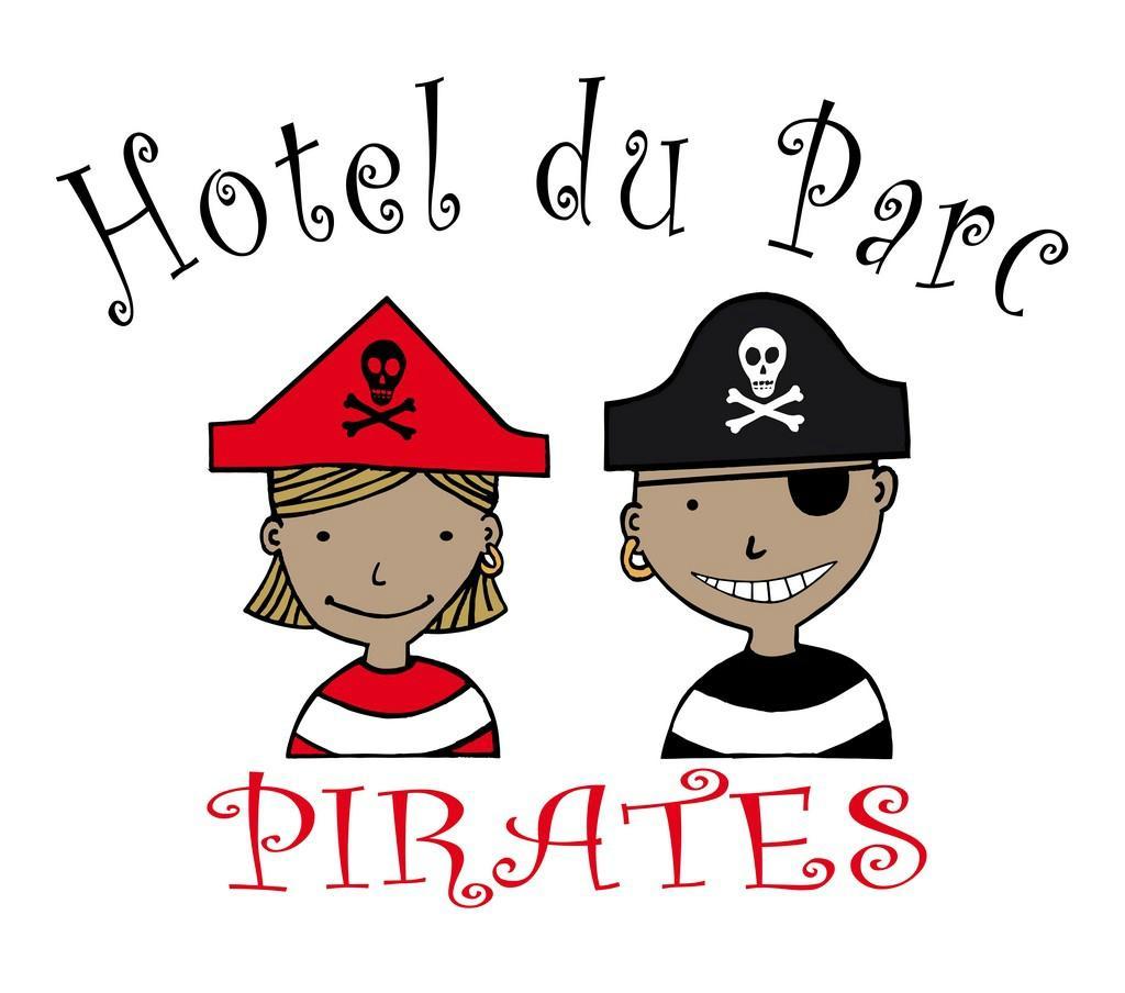 Hotel du Parc Pirates.