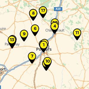 Soins à domicile à Chasseneuil du Poitou.