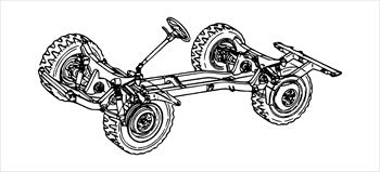 Free chassis Clipart.