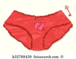 Chastity belt Clipart Vector Graphics. 5 chastity belt EPS clip.