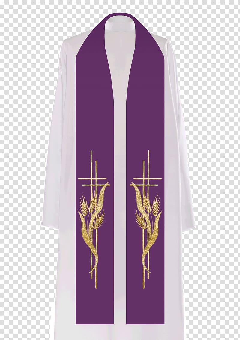 Stole Vestment Priest Liturgy Clerical collar, kielich.
