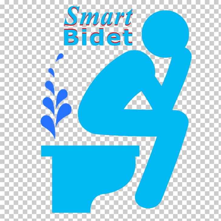 Logo Poster Font Toilet, Smart Chat Logo PNG clipart.